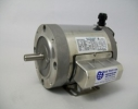 1 hp Leeson Stainless Steel TENV Motor  (no wire) with 56 frame