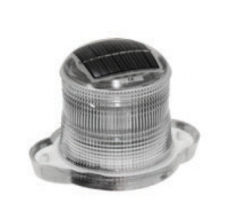 Carmanah 1 Mile Solar Powered lantern programable to flash