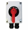 Red Switch Handle for Bremas Switch Series A 1700