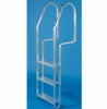 Aluminum Quick Release 3 step dock ladder