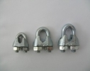 "5/16"" Galvanized cable clamps"
