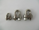 "5/16"" Stainless Steel cable clamp"