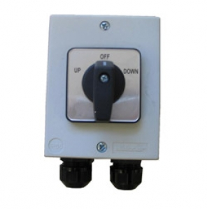 Salzer Lock on Drum Switch for Boat Hoist Motors