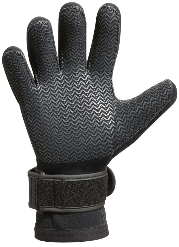 Quantum Stretch Glove 5MM Weave/Design